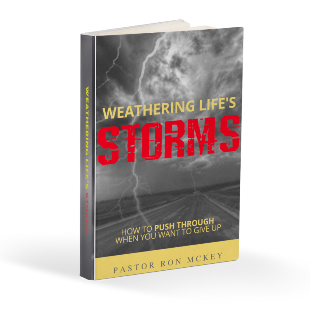 Weathering Life's Storms Book