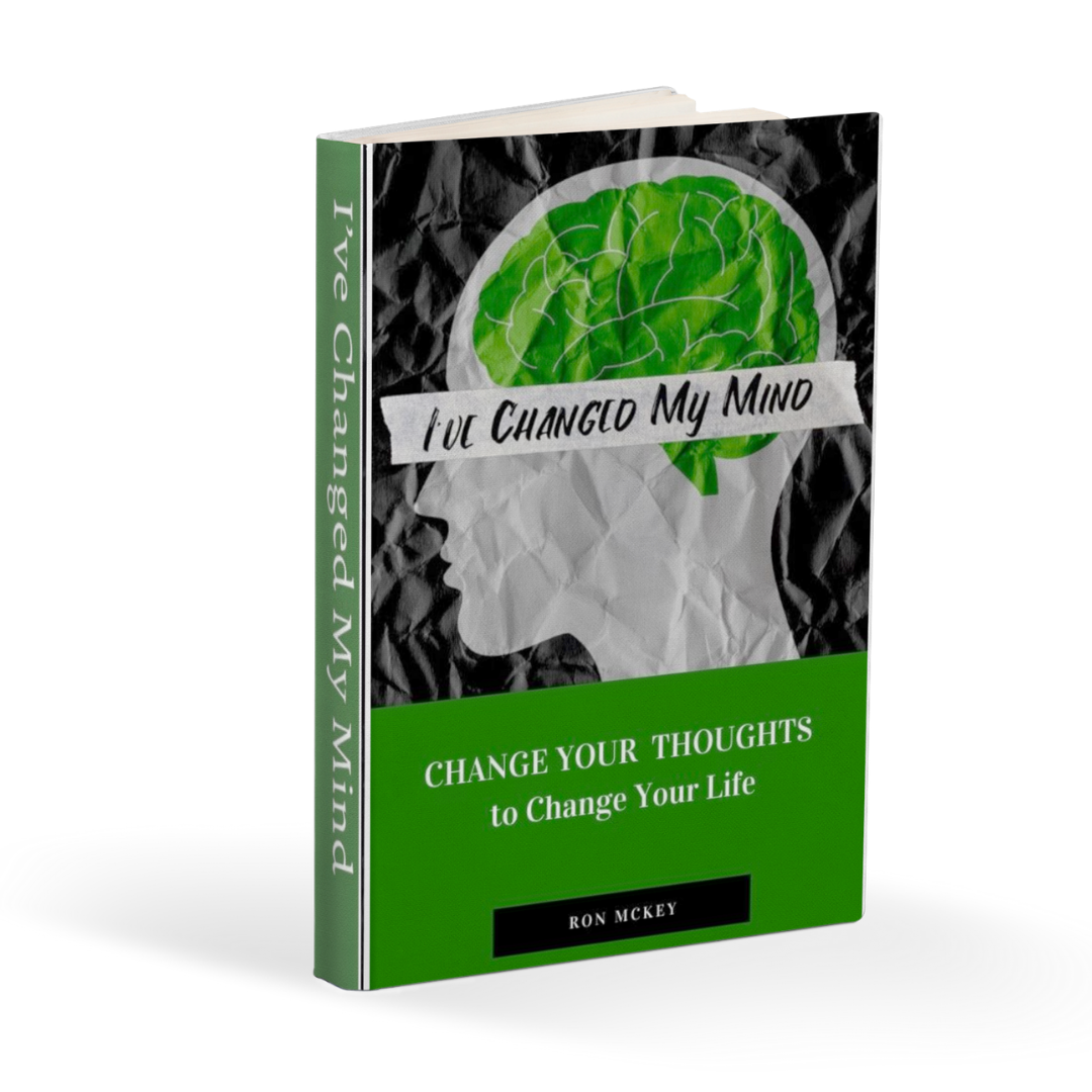 I've Changed My Mind Book